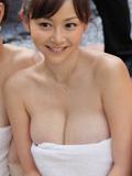日本MM杉原杏璃姐妹花展会秀