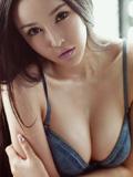 模特诗梓佳kitty 又一组性感图片